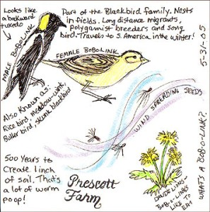 Prescott Farm Sketch Page 2