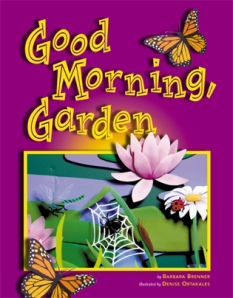 Good Morning, Garden Cover