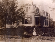 Arnold Mansion circa 1895